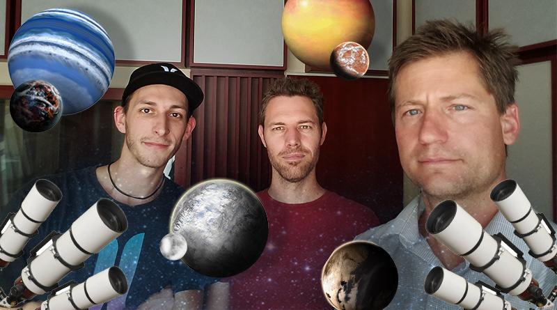 Az e heti adásunkban Bakos Gáspár, a Princeton Egyetem asztrofizikusa volt a vendégünk.
